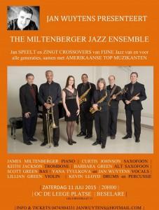The Miltenberger Jazz Ensemble