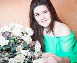 Певица Дина Гарипова