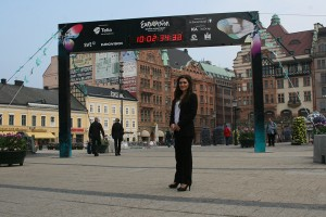 Дина Гарипова, Евровидение