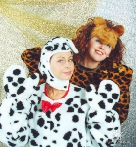 Марина Хлебникова и Наталья Петькина