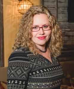 Журналист Татьяна Палий (Москва)