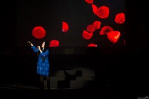 Концерт «Космическая опера». Евгения Лагуна