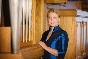 Певица Елена Ольховская