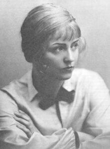 Актриса Мария Бабанова