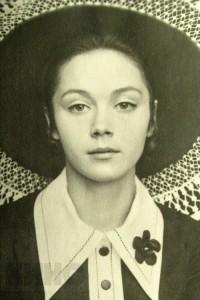 Дворянское гнездо. Лиза Калитина - актриса Ирина Купченко.