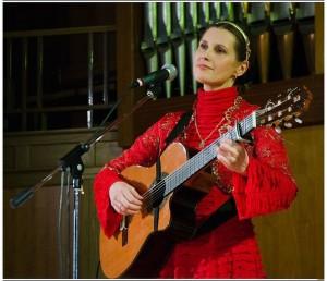 Певица Светлана Копылова