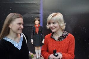 Елена Мисюна и Наталья Гусева
