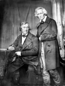 Братья Вильгельм и Якоб Гримм