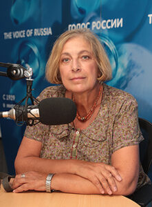 Психолог Ирина Яковлевна Медведева