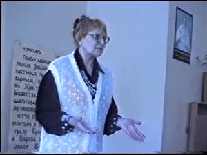 Нина Павловна Саблина
