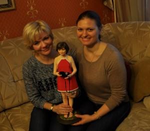 Наталья Гусева, Алиса и Елена Мисюна