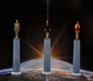 Серия кукол «Гостья из будущего»