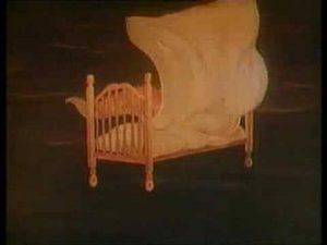 """Заставка Спи, моя радость, усни... Кадр из передачи """"Спокойной ночи, малыши!"""""""