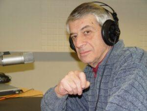 Виктор Витальевич Татарский, радиопередача Встреча с песней