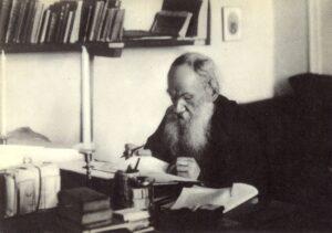 Лев Толстой, голосовые сообщения