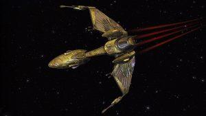 Космический корабль будущего