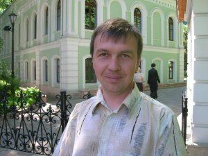 Публицист Вадим Грачев