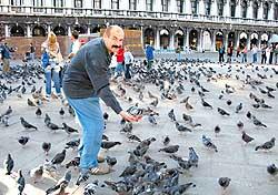 Путешественник Андрей Приписнов. Венеция.