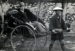 Николай Александрович Романов в Нагасаки