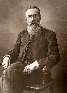 Николай Андреевич Римский-Корсаков, 1897 год. Православие, молитвенная память, подарок, Америка, хор