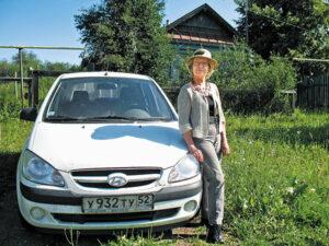 Француженка в России