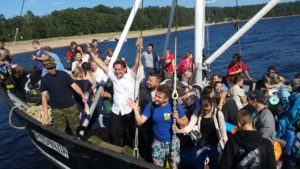 Молодёжный клуб «Фавор», православный молодёжный туристический слёт-форум