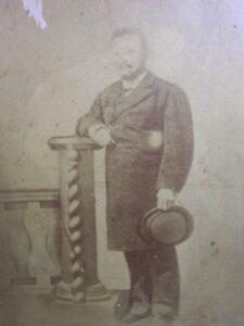 Самая древняя фотография из моего архива. Грачёв Богдан.