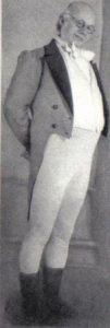Владимир Грибков - Пиквик, 1934