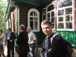 Дом-музей Н.С. Дурылина в Болшево