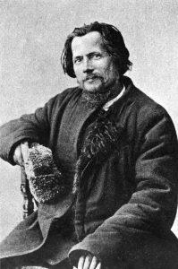 Поэт Спиридон Дрожжин