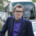 Журналист, сценарист Максим Васюнов (Москва)