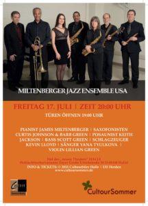 Яна Тюлькова, The Miltenberger Jazz Ensemble