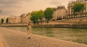 """Кадр из фильма """"Полночь в Париже"""""""