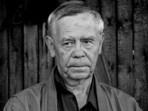Валентин Григорьевич Распутин. Автор В.А.Сачков - заслуженный деятель искусств РФ.