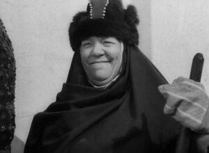 Актриса Варвара Осиповна Массалитинова