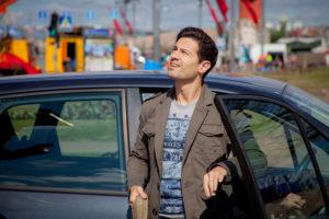 Антон Макарский, интервью о автомобиле, автолюбитель
