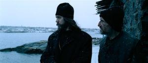 Кадр из фильма «Остров» - Дюжев, Мамонов