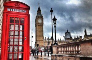 Англия, Лондон