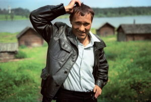 "Кадр из фильма ""Калина красная"""
