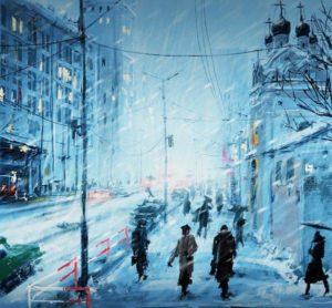 Четвертая зима. Эссе о Москве