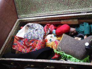 Походный чемоданчик