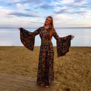 Певица Варвара, Алтай, путешествия.