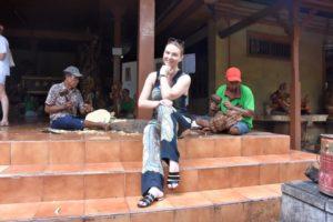 Певица Варвара. Бали.