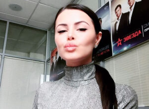 Рената Камалова, тв звезда
