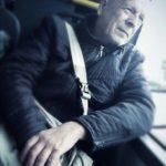 Брюс Уиллис в автобусе