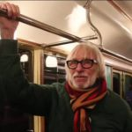 Пьер Ришар в автобусе