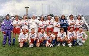 """Футбольная команда эстрадных звёзд """"Старко"""", Сергей Беликов, 1991-2000"""