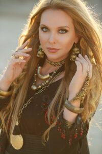 Певица Варвара вошла в жюри международного конкурса акапельного пения «Московская весна А Cappella»