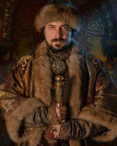 Царь Иван-III