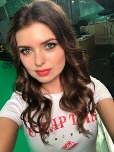 Ольга Паршина, Спартак, футбол